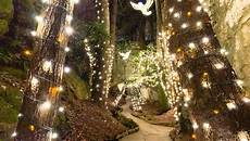 Darden Tn Christmas Lights Rock City S 25th Annual Enchanted Garden Of Lights In