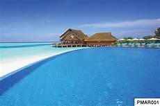 mar azul papel de parede autocolante mar azul praia paisagem 3x5mts
