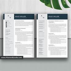 Word Resume Templates 2020 Best Resume Template Word 2020 Editable Cv Template
