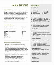 Resume Examples For Laborer 10 Construction Resume Example Pdf Doc Free