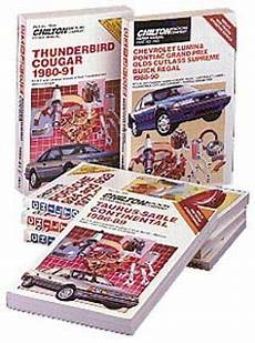 Model Specific Repair Manual Chevy Mid Size 64 88 Chilton 6840