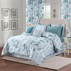 b eucalyptus 4 teal comforter set
