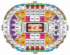 Cavs Seating Chart 3d Fox Sports Ohio Box Office Buyout Cleveland Cavaliers