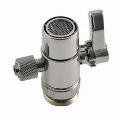 Kitchen Sink Faucet Replacement 2017 New Pv10 Chrome Brass Polished Diverter For Kitchen