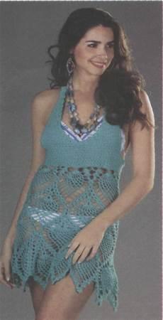 crochet vestidos vestidos a crochet knitting gallery