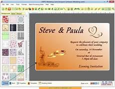 Invitation Maker Software Free Download Wedding Card Maker Software Design Invitation Cards