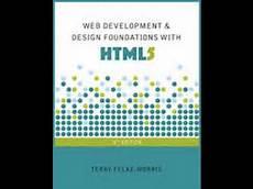 Web Development Design Foundations With Html5 Web Development Amp Design Foundations With Html5 Youtube