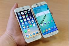 Samsung S6 Vs Iphone 6 Galaxy S6 Better Than Iphone 6 Business Insider