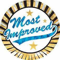 Most Improved Award 2 Quot Sunburst Most Improved Mylar Trophy Insert Sunburst