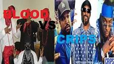Bloods Vs Crips Blood Vs Crip Rappers Youtube