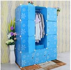 large portable folding plastic clothes cabinet with doors