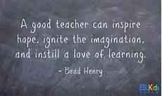 teaching quotes esl