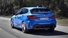 2019 bmw reveal bmw reveals redesigned 2019 1 series hatchback