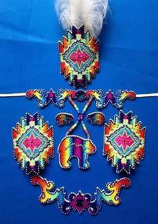 beadwork sets pin by jean martell on beadwork powwow beadwork