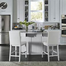 kitchen island styles home styles linear white kitchen island and 2 bar stools