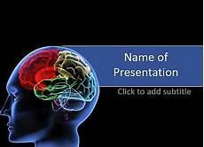 Brain Ppt Templates Neurology And Brain Medical Powerpoint Template