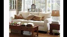 pottery barn living room furniture