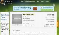 Free Online Invoice Generator Top 6 Free Online Receipt And Invoice Maker Tools Quertime