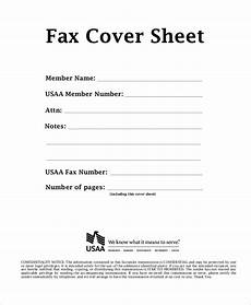 Fax Cover Sheet Blank Fax Cover Sheet Template 15 Free Word Pdf Documents