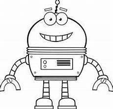 Malvorlagen Roboter Pdf 7 Best Ausmalbilder Roboter Images Coloring For