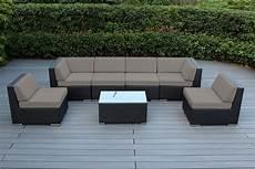 genuine 16 ohana wicker patio furniture set outdoor