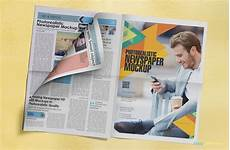 Free Advertising Papers 13 Photorealistic Newspapers Amp Advertising Mockups