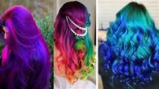 everyday creative diy hair color ideas highlight