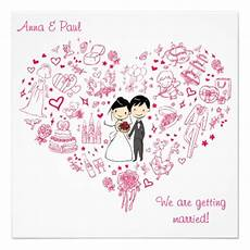 Heart Images For Wedding Invitations Wedding Invitation Drawing At Getdrawings Free Download