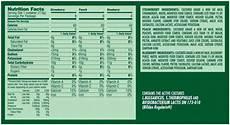 Activia Light Yogurt Nutrition Label Activia Yogurt Nutrition Facts Peach Blog Dandk