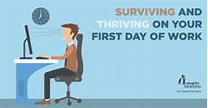 First Day Of Work Advice Surviving And Thriving On Your First Day Of Work