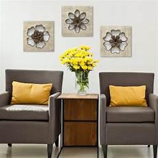 stratton home decor rustic flower wall decor shd0189 the