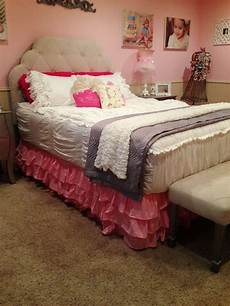 white bedding the pink room beddys are the