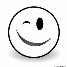print winky emoji coloring pages chloes bday