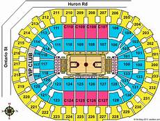 Gund Arena Seating Chart Cleveland Cavaliers Tickets 2015 Cheap Nba Basketball