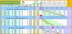 Production Schedule Excel Production Schedule Template For Excel Cards Design