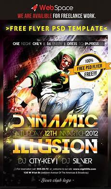 Free Flyer Template Psd 30 Eye Catching Free Psd Flyer Templates Creativecrunk