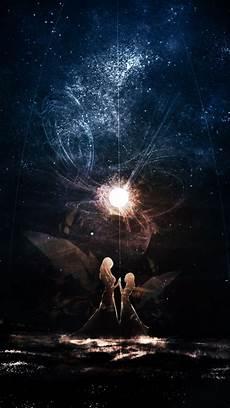 nature magic iphone wallpaper 1080x1920 anime magic reflection