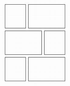 Blank Comic Book Panels Search Results For Blank Comic Book Panels Templates
