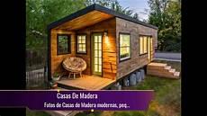 de madera fotos de casas de madera modernas peque 241 as y bonitas