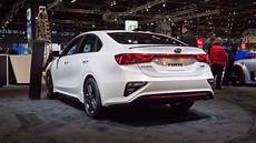 kia forte gt 2020 price 2020 kia forte gt line debuts at chicago auto show with
