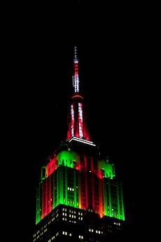 Scranton Times Tower Lighting 2018 Tower Lighting 2018 12 25 00 00 00 Empire State Building