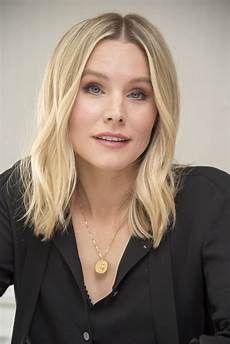 kristen bell the good place press conference october 18