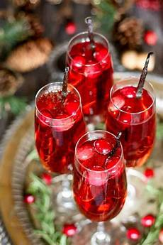 vanilla cranberry mimosa the perfect easy holiday cocktail