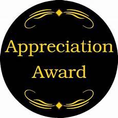 Appreciation Award Appreciation Award Emblem Trophies Plaques Dinn Trophy