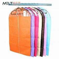 garment suit clothes cover bag for wardrobe organization