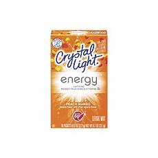 Crystal Light Energy Peach Mango Groceries Express Com Product Infomation For Crystal Light