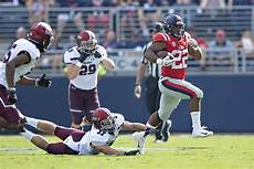 Southern Miss Football Depth Chart 2017 Ole Miss Football Projected 2 Deep Depth Chart For 2019