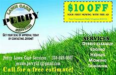 Lawn Mower Flyers Lawn Mowing Services Flyer