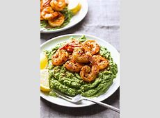 Spicy Shrimp and Broccoli Mash ? Eatwell101
