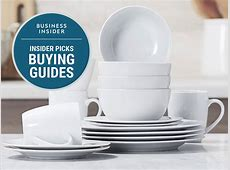 The best dinnerware sets you can buy   Business Insider